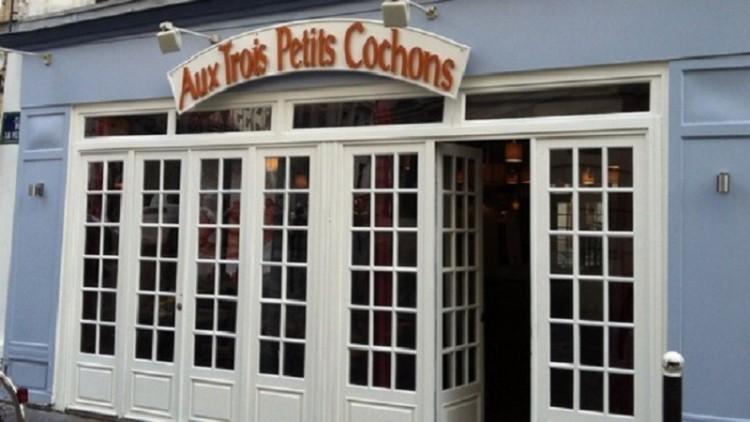Restaurant Aux Trois Petits Cochons #1 - VinoResto
