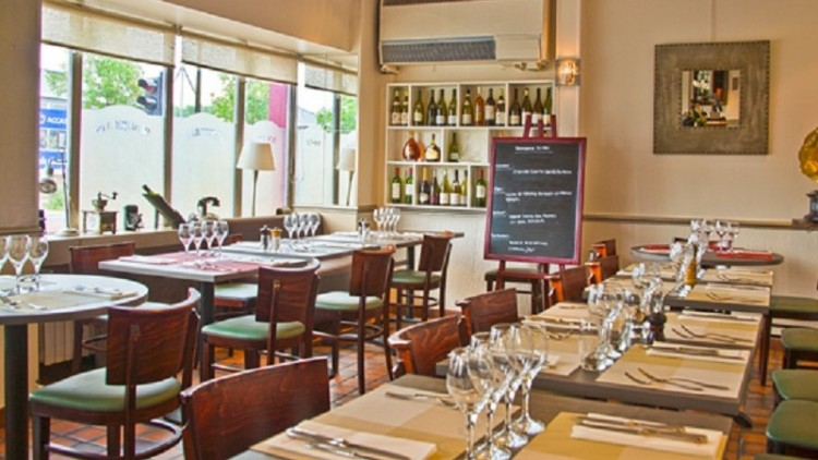 Restaurant La Grange #1 - VinoResto