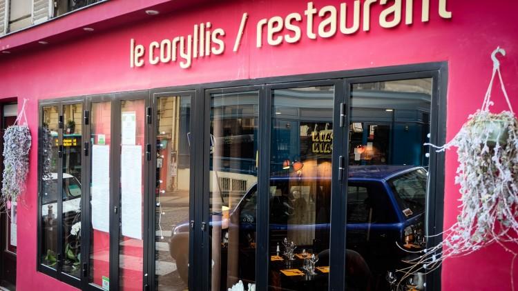Restaurant Le Coryllis - VinoResto