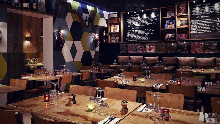Restaurant Comme Chai Nous #1 - VinoResto
