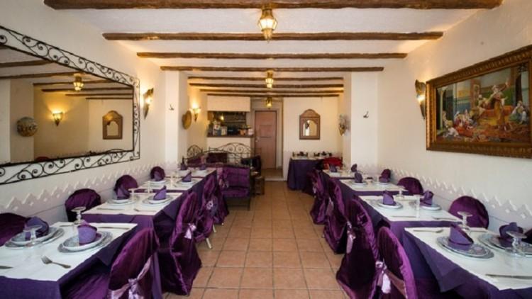 Restaurant La Palmeraie #1 - VinoResto