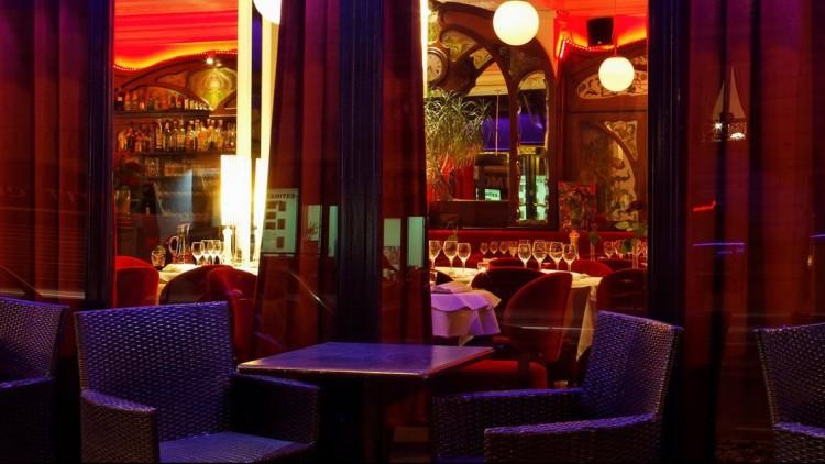 Restaurant Café Barjot #1 - VinoResto