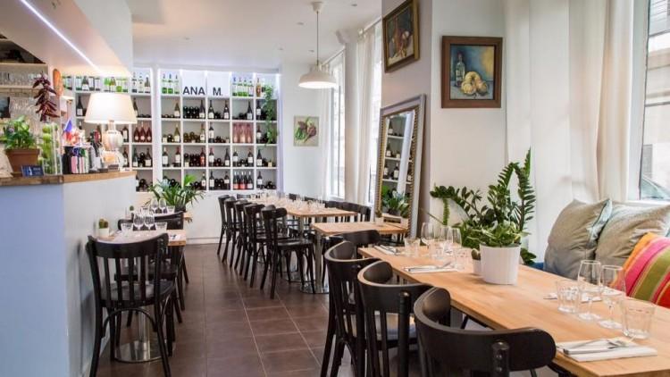 Restaurant ANA M. #1 - VinoResto