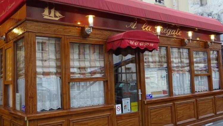 Restaurant A La Frégate #1 - VinoResto