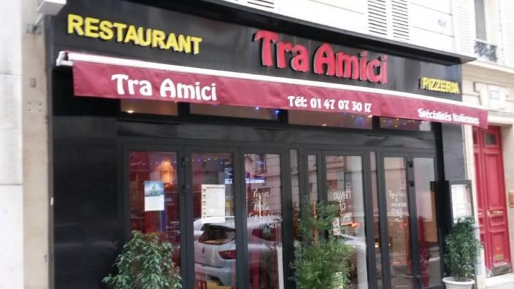 Restaurant Tra Amici #1 - VinoResto