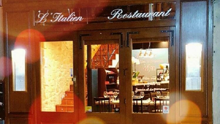Restaurant L'italien - VinoResto