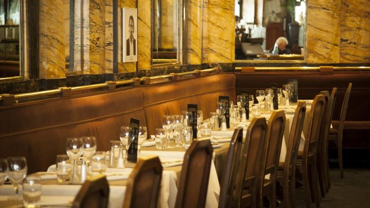 Restaurant Le Vaudeville #1 - VinoResto