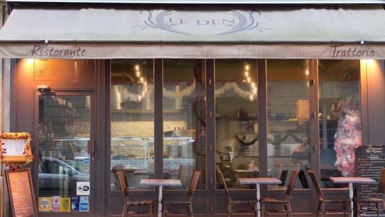 Restaurant Le Den #1 - VinoResto