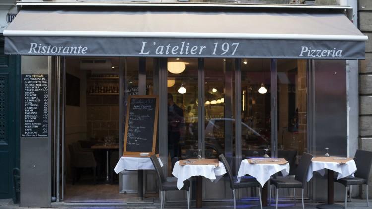 Restaurant L'Atelier 197 #1 - VinoResto