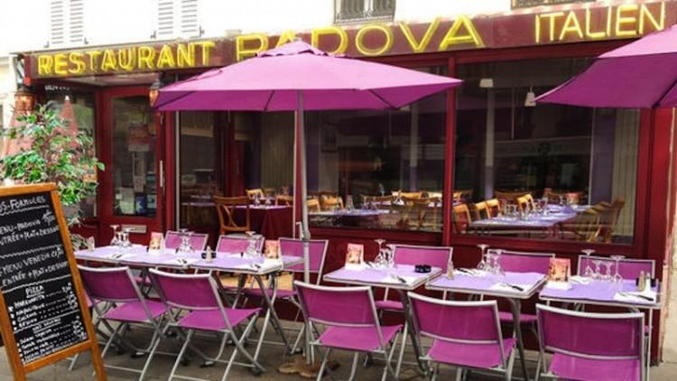 Restaurant Padova #1 - VinoResto