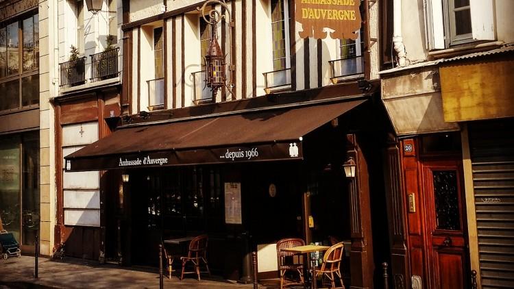 Restaurant Ambassade d'Auvergne #1 - VinoResto