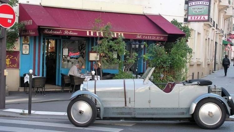 Restaurant Le Bugatti #1 - VinoResto