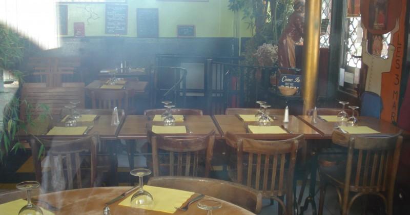 Restaurant Paris Droit De Bouchon