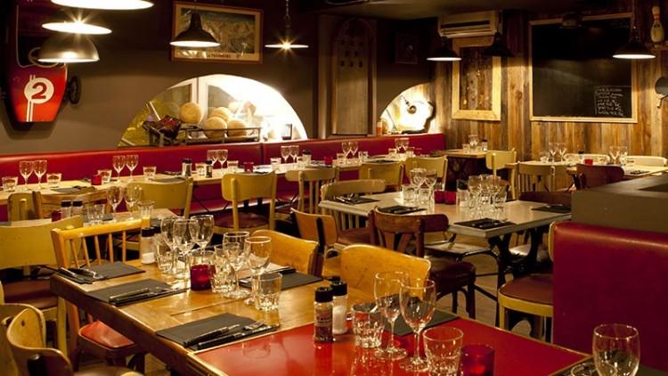 Restaurant Les Athlètes #1 - VinoResto