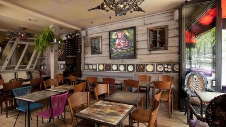 Restaurant Café d'Albert #1 - VinoResto