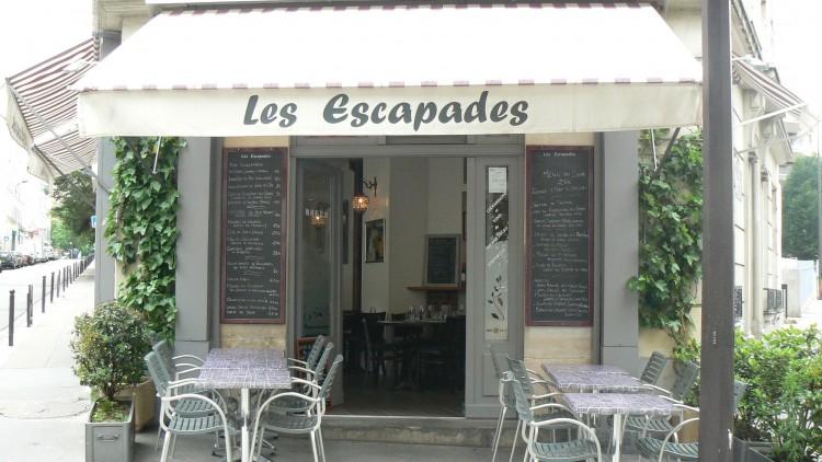 Restaurant Les Escapades #1 - VinoResto
