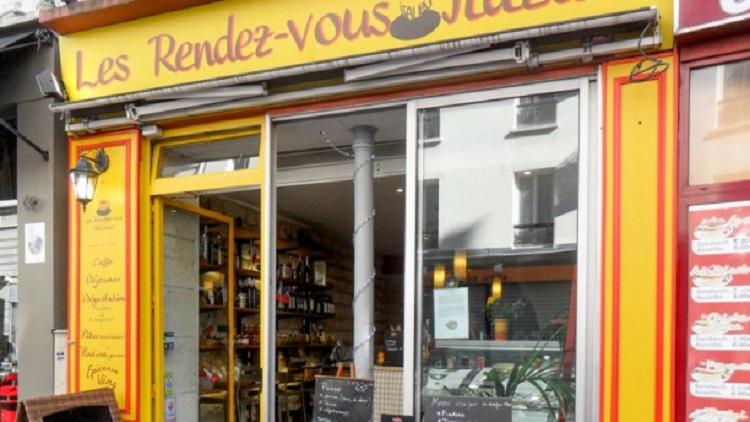 Restaurant Les rendez-vous Italiens #1 - VinoResto